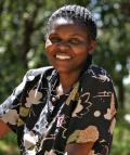 Esther Lupafya, AIDS Coordinator