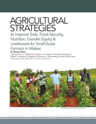 'Agroecology-Based Smallholder Farming in Malawi' policy brief